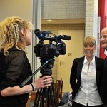 Joke de Kruijf, Bert Kamping en Lydia Tuijnman