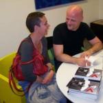 met Marjolein Scherphuis